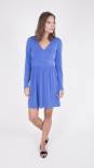 Lulu Sleeve Dress - Dry Lake
