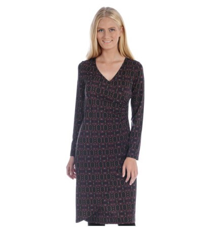 Easy Wear Jersey Dress Black - Pernilla Wahlgren