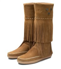 Walkabout High Moccasin Brown - Odd Molly