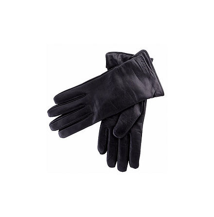 Glove Classic, Black - Hollies