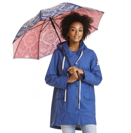 Raindrops Umbrella Dark Blue - Odd Molly