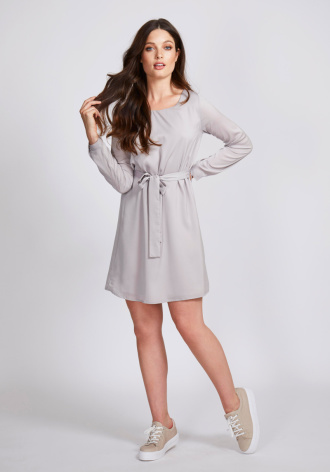 Kate Dress Mauve - Dry Lake