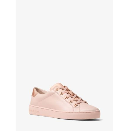 Irving Lace up, soft pink