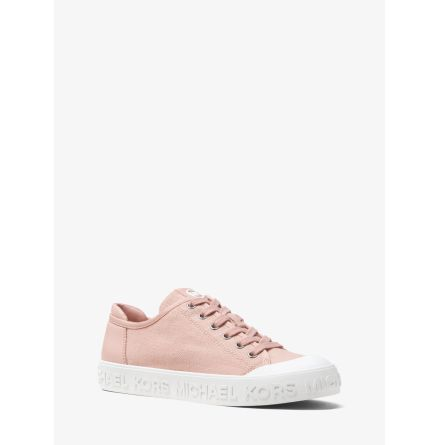 Carter Canvas Sneaker Soft Pink - Michael Kors