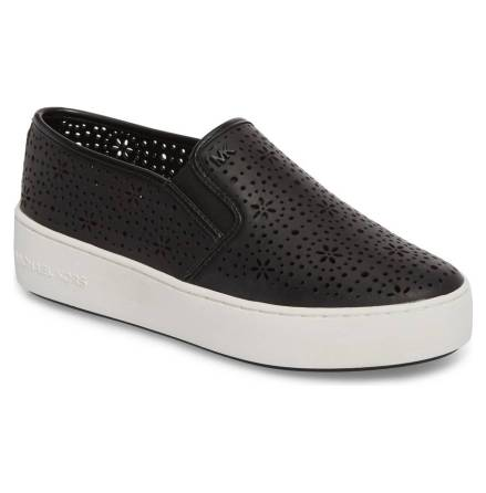 Trent Slip On Black - Michael Kors