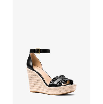 Bella Wedge, black