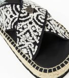 Walkability Slipper Almost Black - Odd Molly