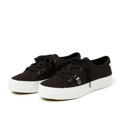 Pedestrian Sneaker Almost Black - Odd Molly