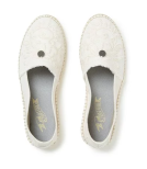 Oddspadrillos Embroidered Shell - Odd Molly