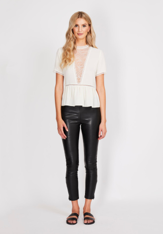 Cleo Blouse - Dry Lake