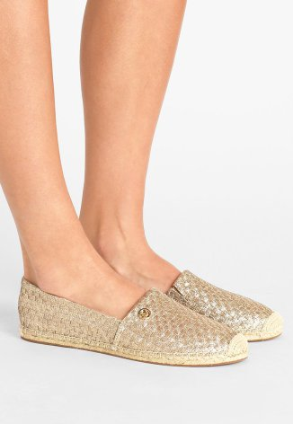 Kendrick Slip On Pale Gold - Michael Kors