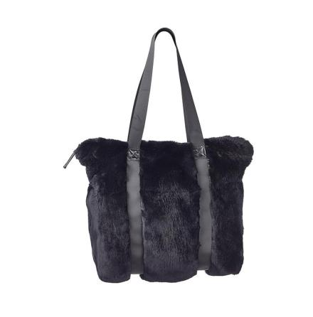 Hailey Shopper, Black - NATURES Collection