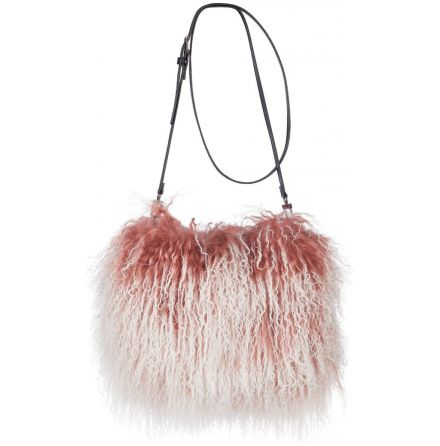 Jasmin Muff Bag, Cherry Blossom/Snow Top - NATURES Collection