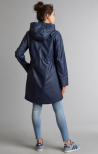 Free Range Rainjacket Dark Blue - Odd Molly