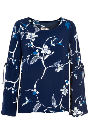 Amia Blouse - Soaked in Luxury