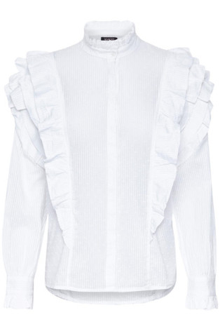 Avaline Shirt LS - Soaked in Luxury
