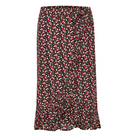 Pernille Flower Skirt - Soaked in Luxury