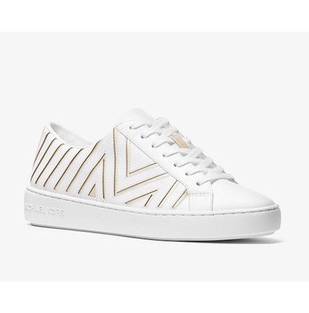 Whitney Lace Up Sneaker - Michael Kors