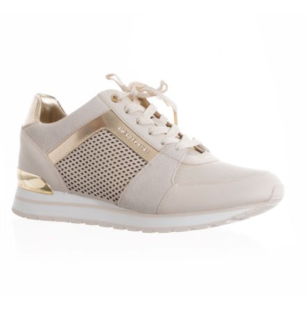 Billie Trainer, LT Cream - Michael Kors