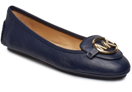 Lillie Leather Moccasin, admiral