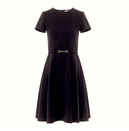 Jackie Dress, Black - Ida Sjöstedt