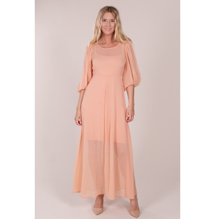 Dottie Long Chiffon Dress - Suzanne Nilsson