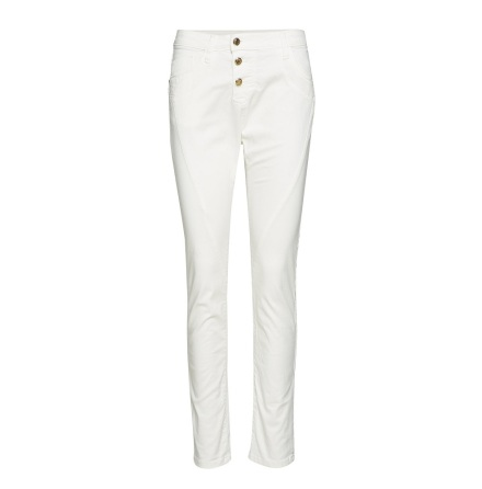 C Cotton Gold, Bianco - Please Jeans