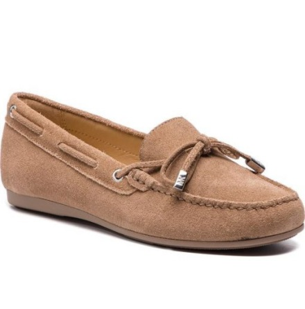 Sutton Moc, Warm Taupe - Michael Kors