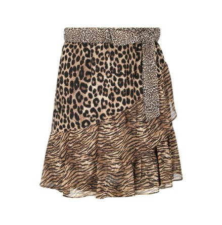 Cheetah Mix Skirt - Michael Kors
