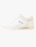 Allie Wrap Trainer, optical white/platin gold