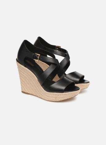 Abbott Wedge, black