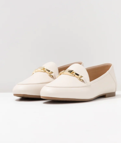 Charlton Loafer, light cream