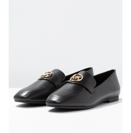 Heather Loafer, black