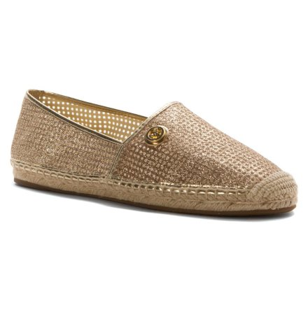 Kendrick Slip On, pale gold