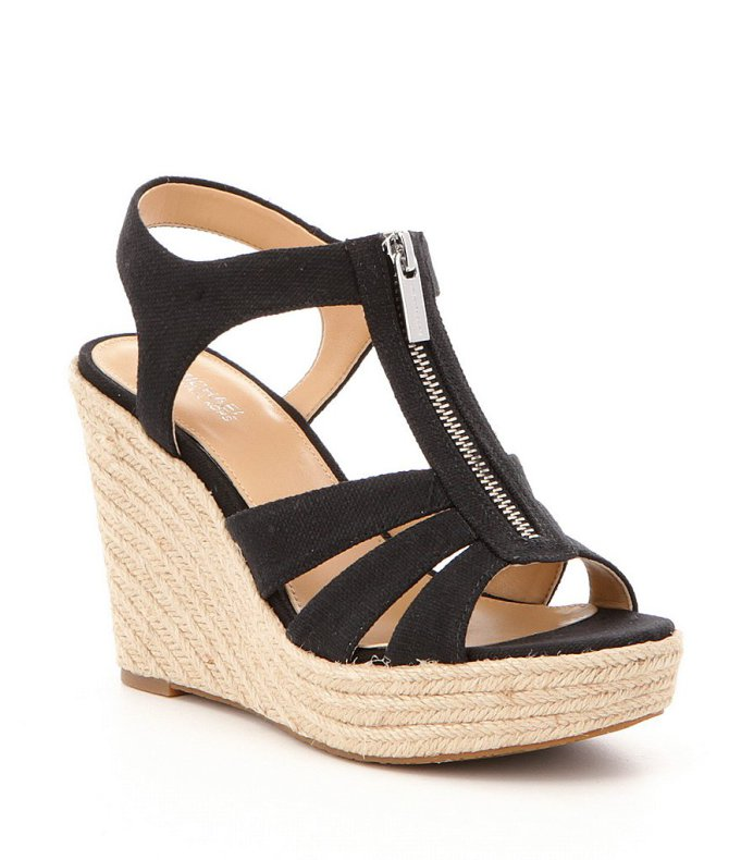 Berkley Wedge, black