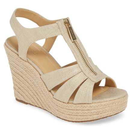 Berkley Wedge, light cream
