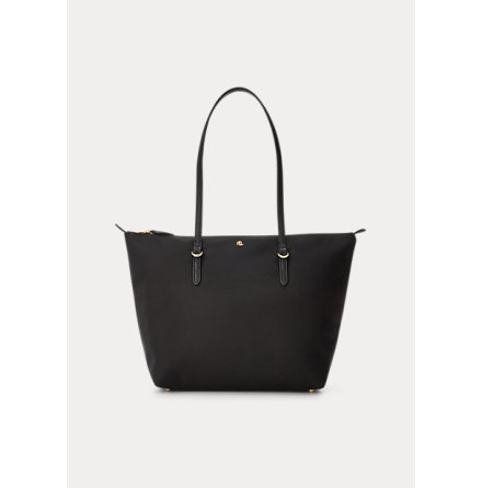 Keaton Tote: Small, black