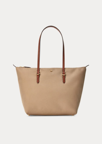 Keaton Tote: Small, clay