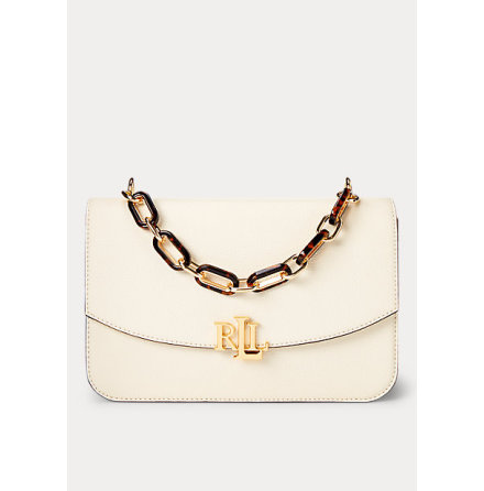 Madison: Large Crossbody Bag, vanilla