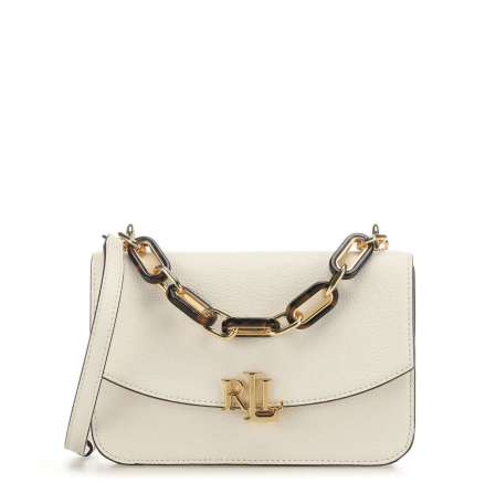 Madison: Medium Crossbody Bag, vanilla