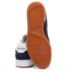 Polo Court PP Sneakers, navy/red