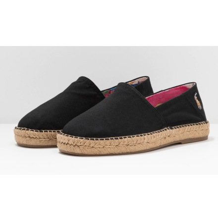 Cevio Slip on Loafers, black
