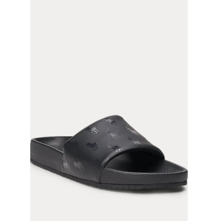 Cayson PP Sandals, black
