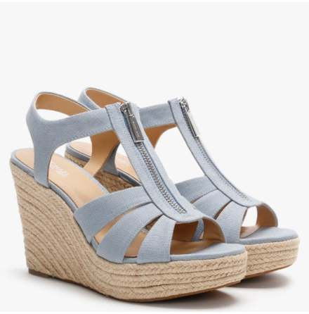 Berkley Wedge, pale blue