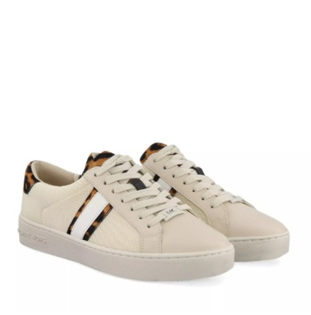Irving Stripe Lace Up, ecru