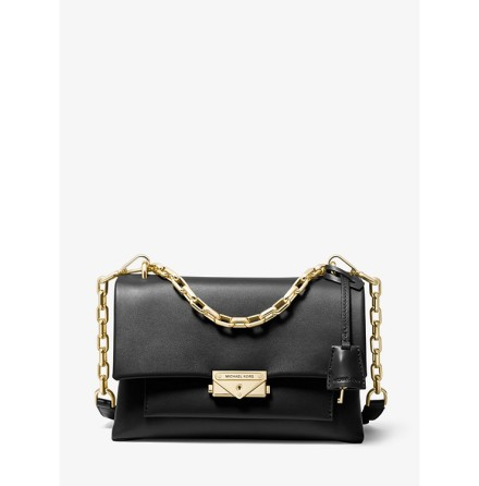 Cece; Medium Shoulder Bag, black