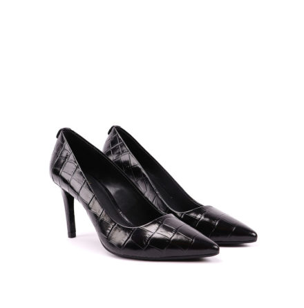 Dorothy Flex Pump, black croco