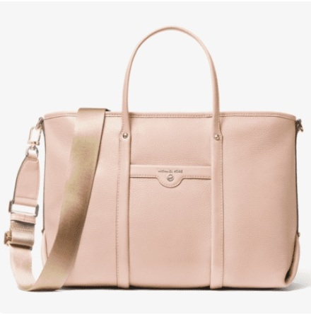 Beck: Medium Tote, soft pink
