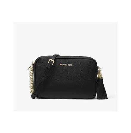 Jet Set: Medium Camera Bag, black