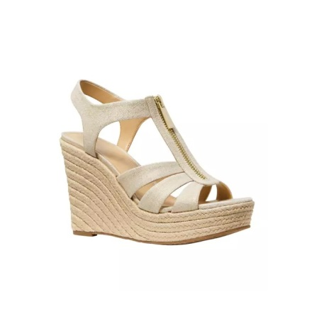 Berkley Wedge, Lt pale gold